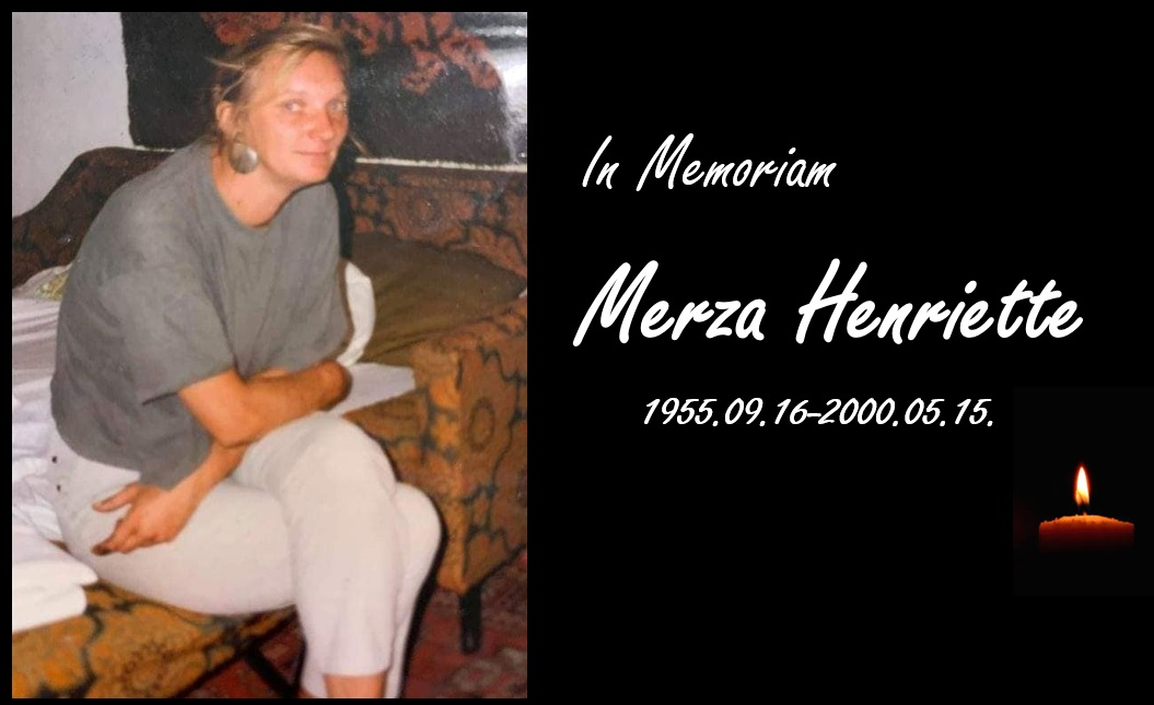 In Memoriam Merza Henriette